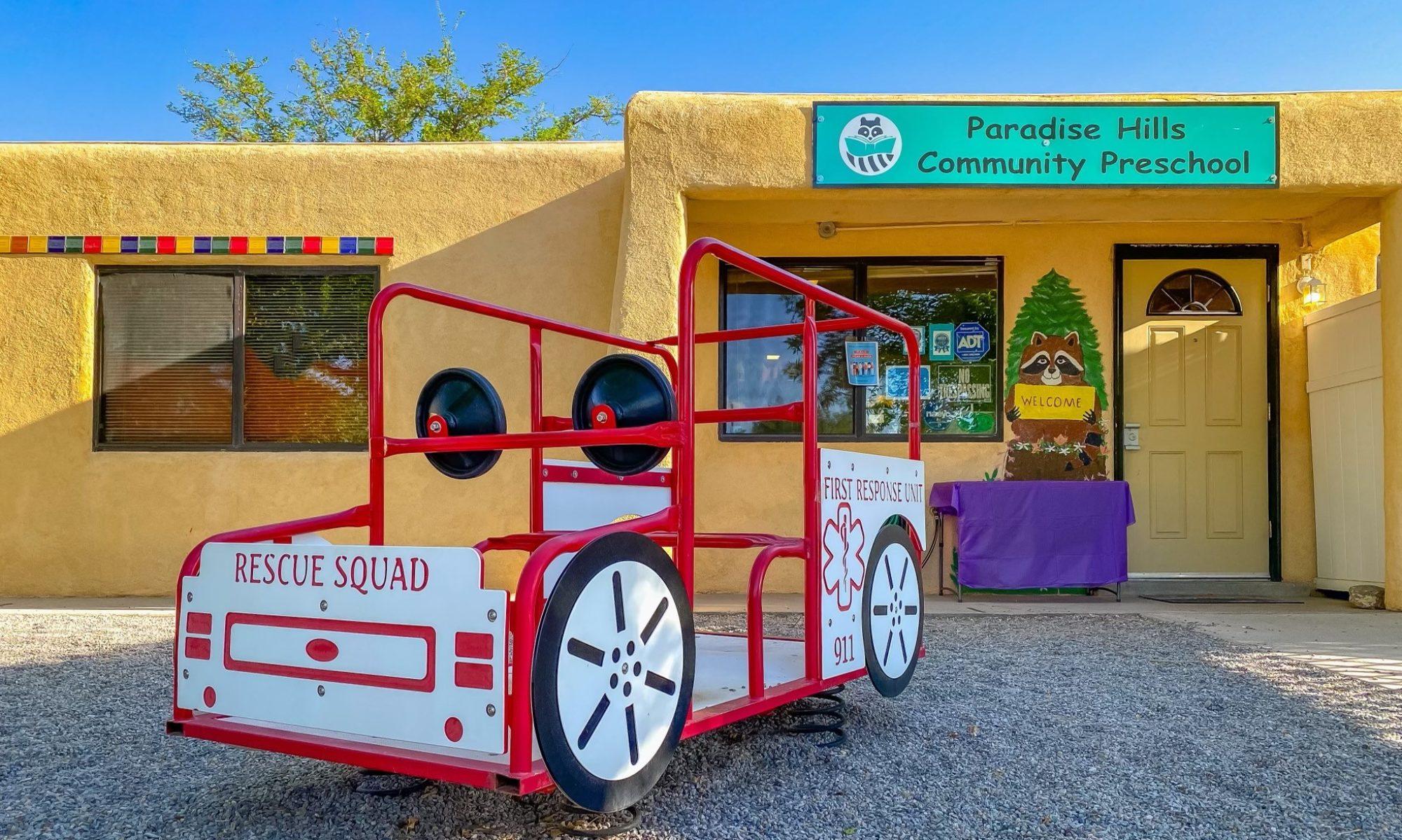 Paradise Hills Community Preschool